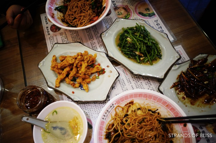 Five Star Chinese Noodles_Dishes